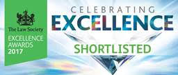 Law Society Excellence Awards logo